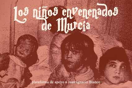 Niños envenenados Murcia