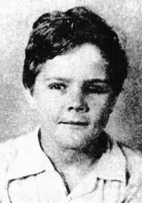 Henry Lee de niño