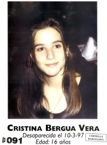 Cristina Bergua. Cartel 02