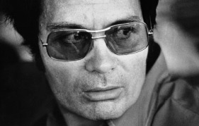 ca. 1978 --- Jim Jones was the leader of the People's Temple cult in Jonestown, Guyana. On November 18, 1978, Jones conducted a mass suicide, ordering more than 900 of his followers to drink punch laced with cyanide. The cult leader was found dead of a gunshot wound to the head. --- Image by © Roger Ressmeyer/CORBIS