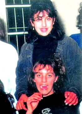 Virginia y Manuela