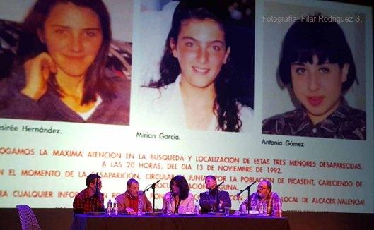 Resultado de imagen de Los crímenes de Alcácer, habla Juan Ignacio Blanco e Isabel Dauden.